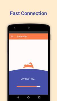Turbo VPN – Unlimited Free VPN & Fast Security VPN apk screenshot