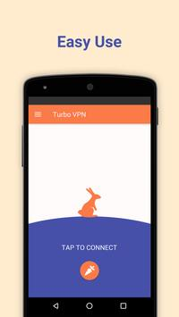 Turbo VPN – Unlimited Free VPN & Fast Security VPN captura de pantalla de la apk