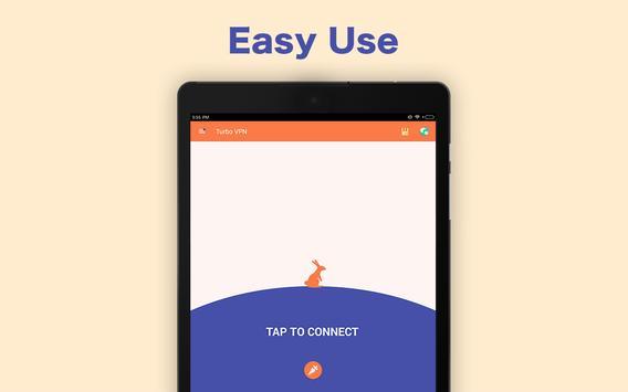 Turbo VPN – Unlimited Free VPN apk 截圖