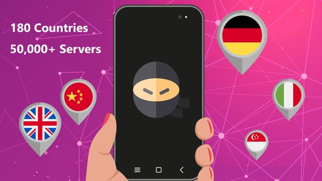VPN USA – Free Proxy to Unblock Websites for Android - APK