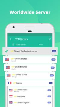 VPN Master-Free·unblock·proxy apk screenshot