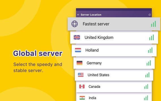 VPN Monster स्क्रीनशॉट 5
