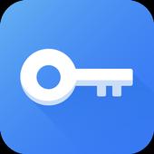 Free VPN proxy by Snap VPN icon