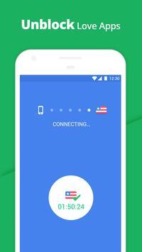 Free VPN proxy by Snap VPN apk screenshot