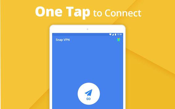 Snap VPN - Unlimited Free & Super Fast VPN Proxy apk تصوير الشاشة