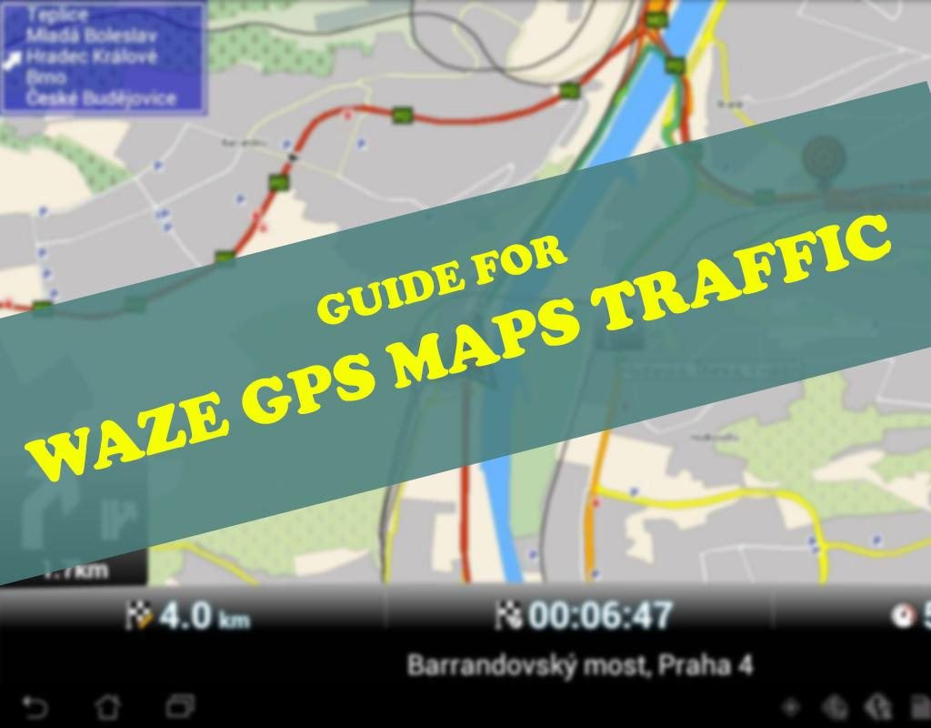 Free waze gps map traffic tips descarga apk gratis herramientas free waze gps map traffic tips captura de pantalla de la apk gumiabroncs Image collections