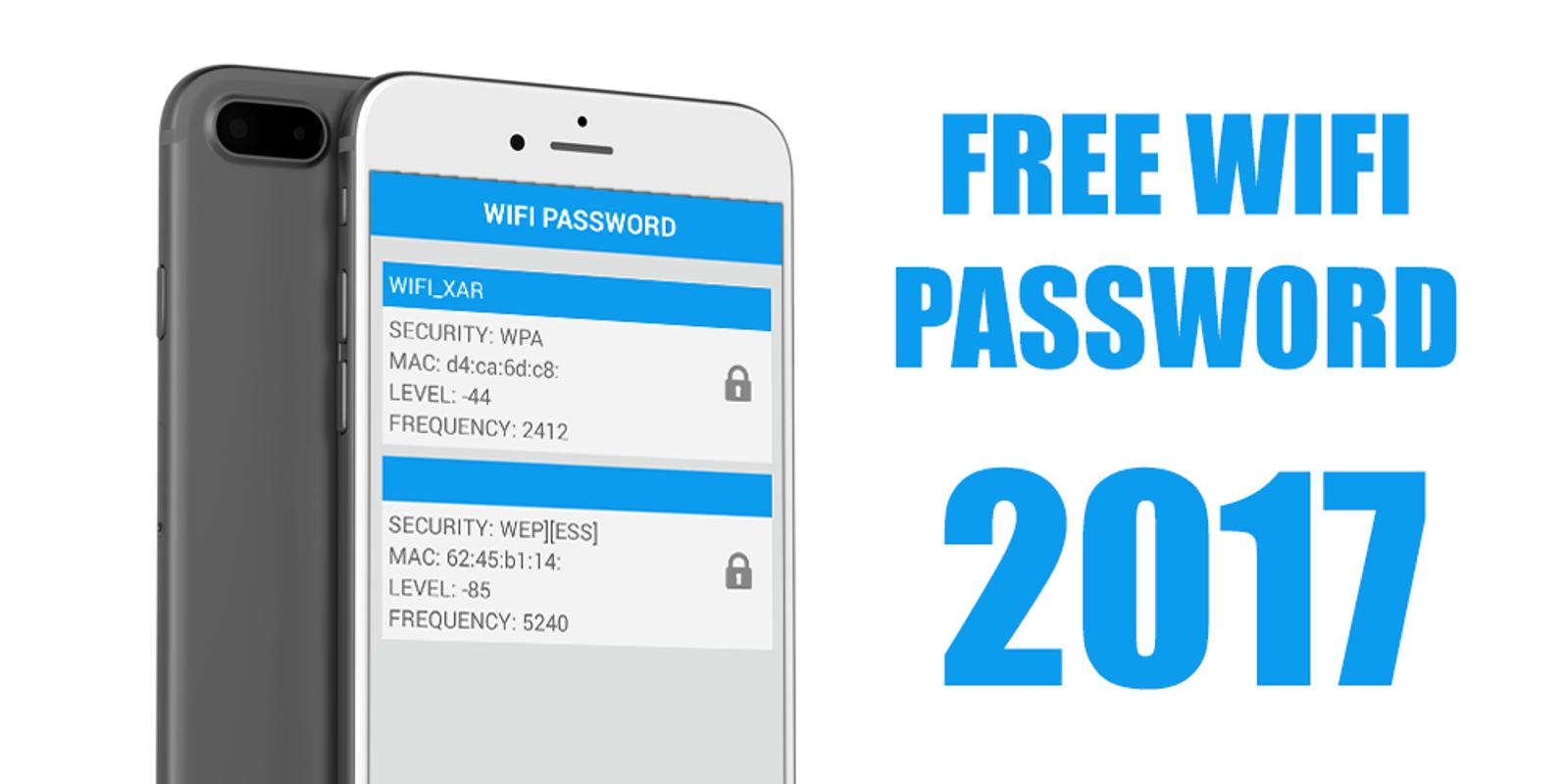 Free Wifi Password ( 2017 ) APK Download - Free Tools APP ...