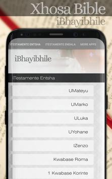 Xhosa bible ibhayibhile free download of android version | m.