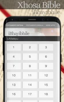 Xhosa bible (ibhayibhile) / isixhosa bible for android apk download.