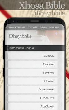 Ibhayibhile xhosa bible for android apk download.
