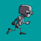 Robo Fun Run icon