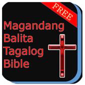 Magandang Balita Tagalog Bible icon