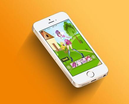 Fairy Tinker bell Dress up apk screenshot