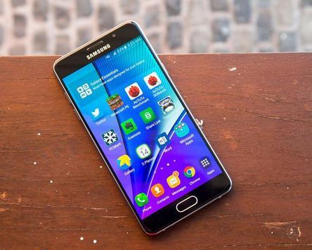 Theme for Galaxy A7 2018 apk screenshot