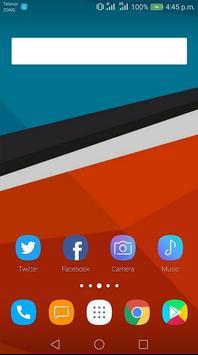 Theme for Nubia Z17 miniS apk screenshot