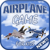 Airplane Game for Kids Free icon
