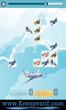 Airplane Game for Kids Free screenshot 2
