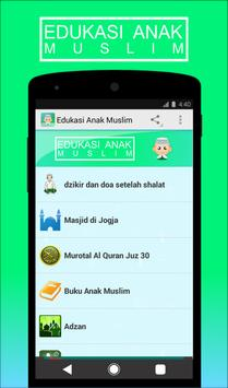 Edukasi Anak Muslim screenshot 1