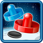 Game android Cosmic Air Hockey APK new 2017