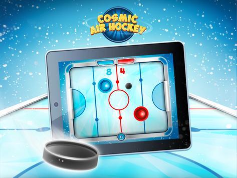 Cosmic Air Hockey screenshot 9