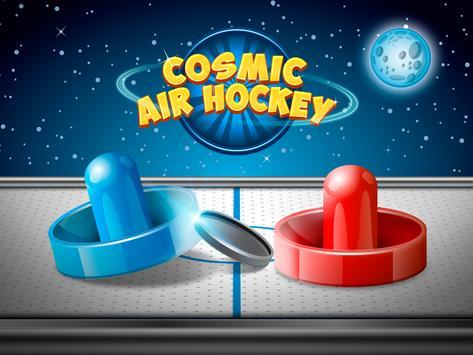 Cosmic Air Hockey APK