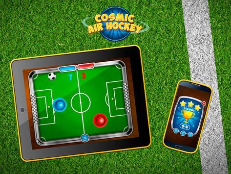 Cosmic Air Hockey screenshot 3