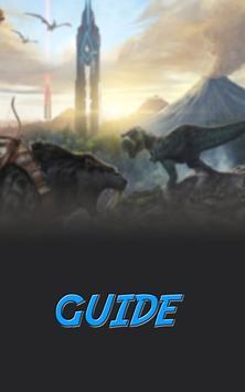 New Ark Survival Evolved Tip poster
