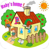 Baby home icon
