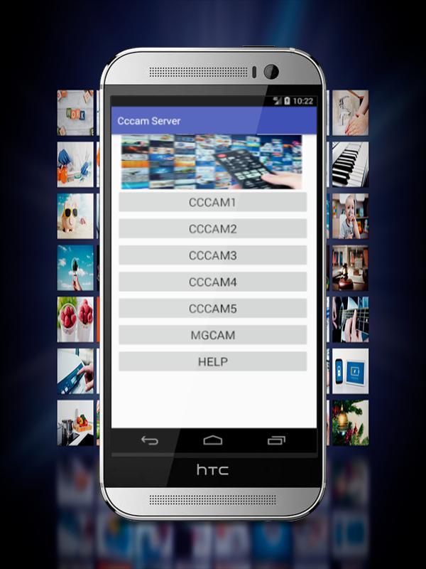 Free Cccam Cline - Cccam Server - Cccamcard for Android