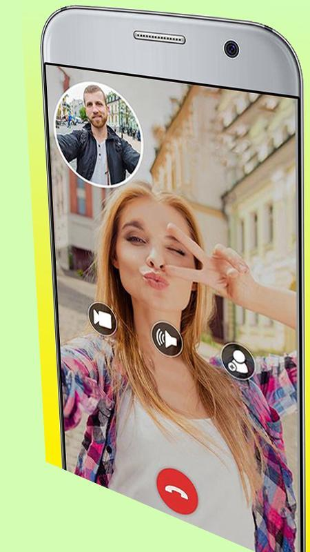 guide for call video live chat random group girls poster