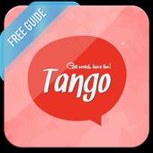 Free Tango Video Calling Guide icon