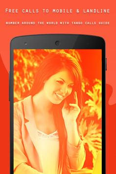 Free Tango Video Calling Guide apk screenshot