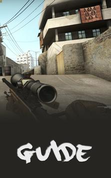 Free Counter Strike : GO Guide poster