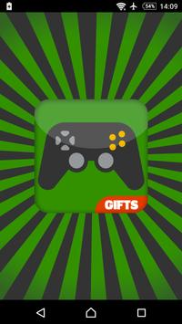 Free Xbox Live Gold & Gift Cards poster