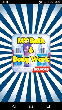 Coupons for My Bath & Body Works poster