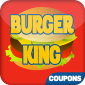 Coupons for Burger King icon