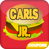 Coupons for Carl's Jr. icon