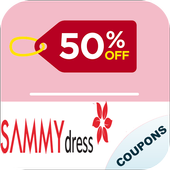 Coupons For SammyDress - Dress For Less icon