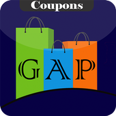 Coupons for GAP icon