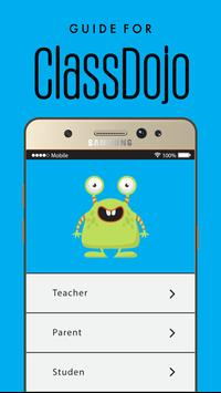Free ClassDojo Rewards Advise poster