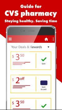 Free CVS Pharmacy Coupons Tips apk screenshot