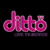 Free Ditto TV- Mobile TV, Live TV Guide icon