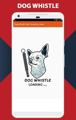 Dog Whistle High Frequency Tone for Android - APK Download