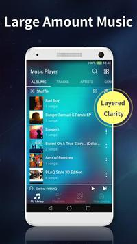 Music player - Free Online & Offline Audio Player poster