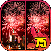 Line the Difference 75 icon