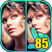 Line the Difference 85 icon