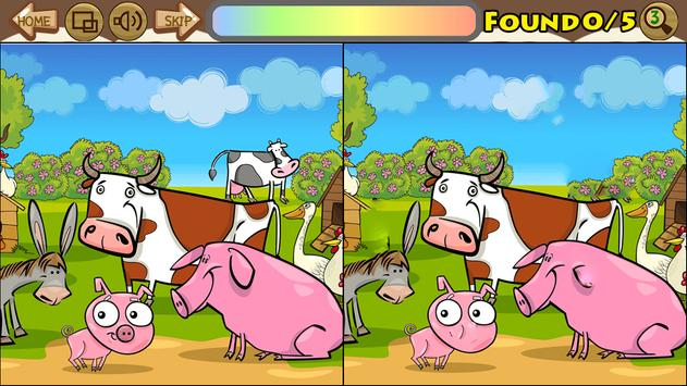 Find Difference 100 apk screenshot