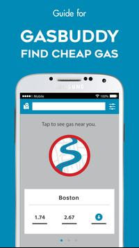 Free GasBuddy Cheap Gas Tips screenshot 1