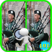 Find the Differences in the Pictures Quiz icon