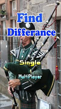 Find the Differences in the Pictures Quiz poster